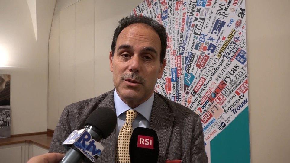 Nel video l'intervista a Andrea Marcucci, capogruppo Partito Democratico al Senato