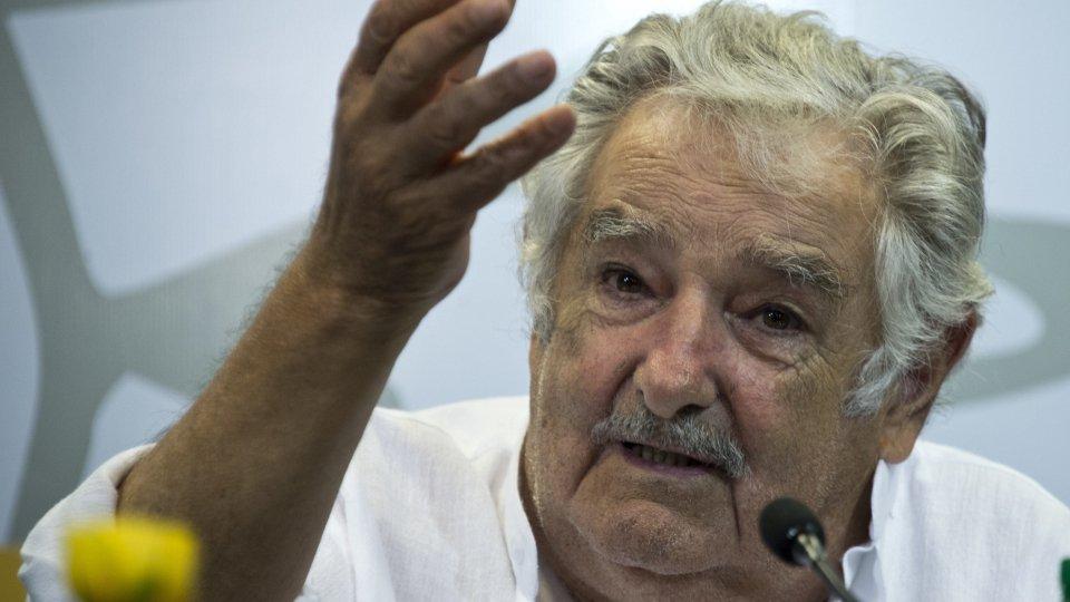 Pepe Mujica plaude il San Marino Green Festival