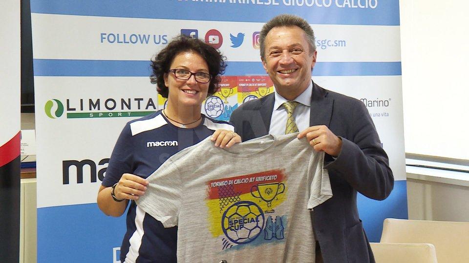 Barbara Frisoni e Marco TuraBarbara Frisoni e Marco Tura