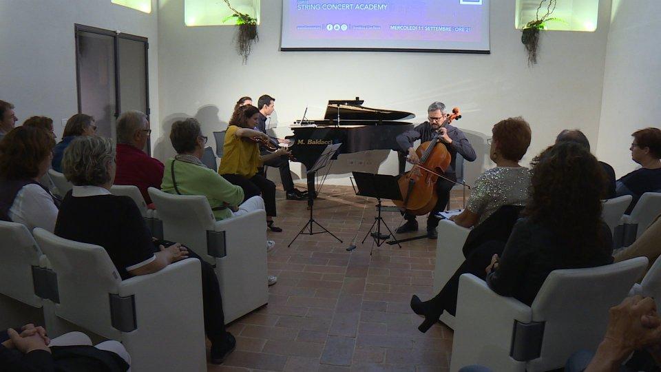 Sold out per la grande Musica a Villa Manzoni