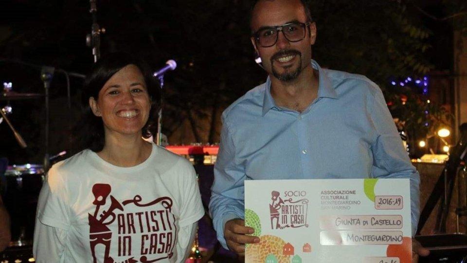 Marta Fabbri e Giacomo Rinaldi