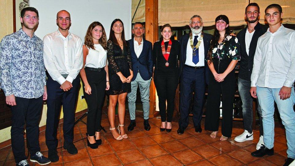 """Rotary: premiati i """"super maturi"""" delle scuole sammarinesi"""