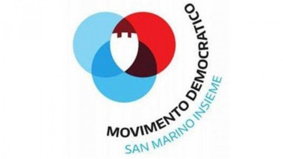 MD, Pedini Amati conferma le dimissioni