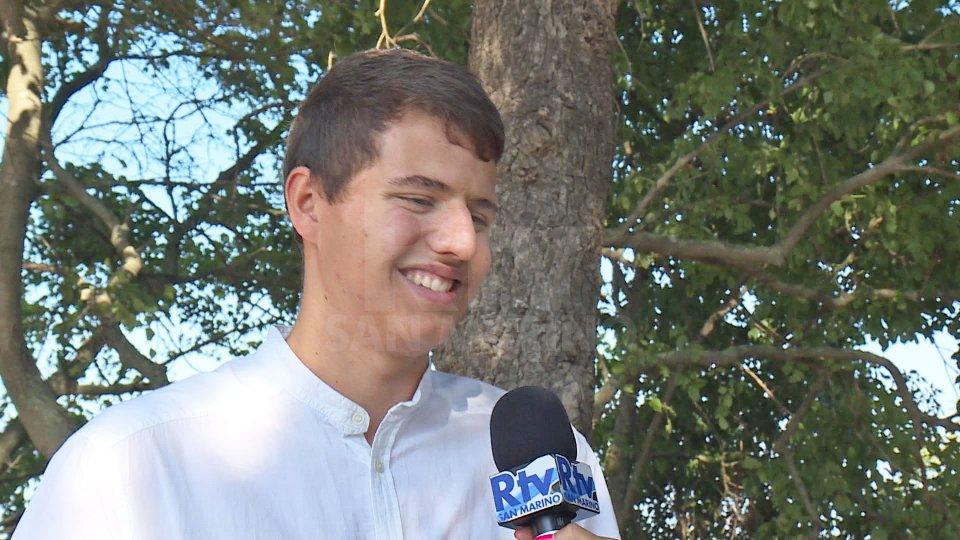 Nel video l'intervista a Matteo Tomassoni