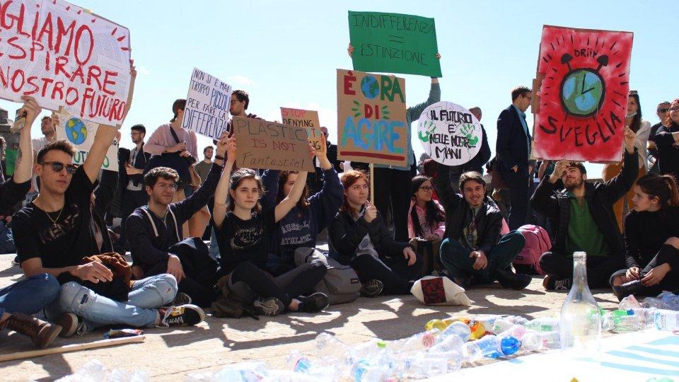 Manifestazione a San Marinoiniziative green
