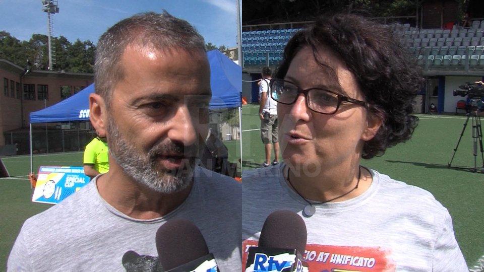 Interviste a Filiberto Felici e Barbara FrisoniInterviste a Filiberto Felici e Barbara Frisoni