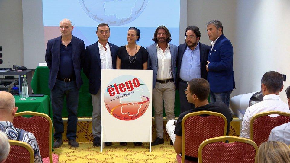 Nel servizio l'intervista a Tony Margiotta, Elego