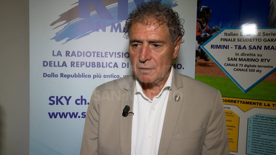 Intervista al presidente del Cesena Augusto Corrado Patrignani