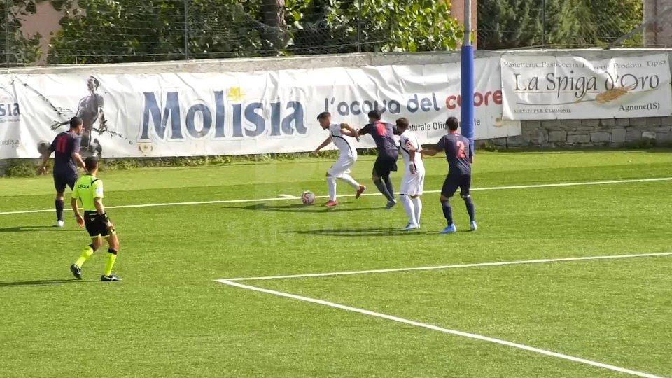 Cattolica Calcio San Marino - Agnonese