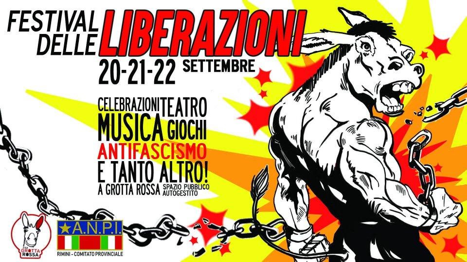 """""""FESTIVAL DELLE LIBERAZIONI"""", Rimini 20-22 settembre 2019"""