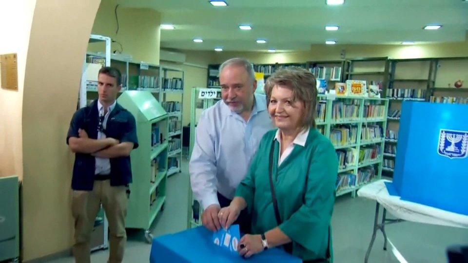 Al voto in Israele
