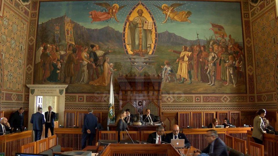 Palazzo PubblicoLe interviste a Marica Montemaggi e Giuseppe Morganti