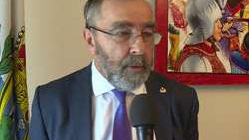 """Il Segretario di Stato per il Territorio Augusto MichelottiCartiera Ciacci, il Governo : """"La linea resta quella del rispetto delle regole"""""""