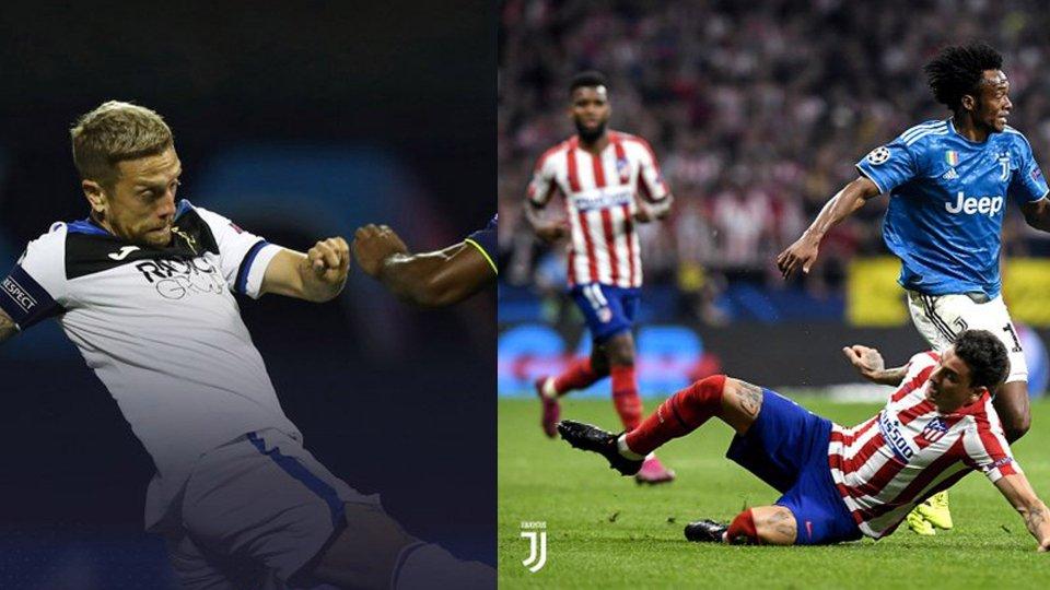 La Juventus si fa rimontare, Atalanta travolta