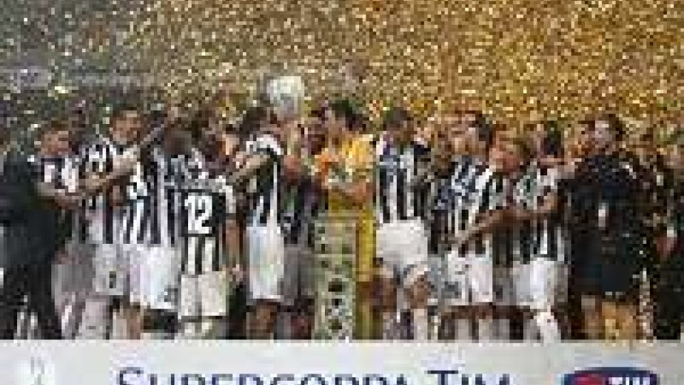 Alla Juve il primo titolo della stagione