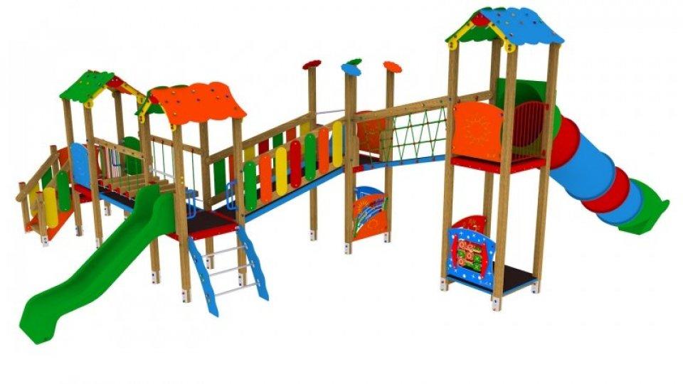 Venerdì l'inaugurazione area giochi donata dalla Pro Bimbi al parco Ausa