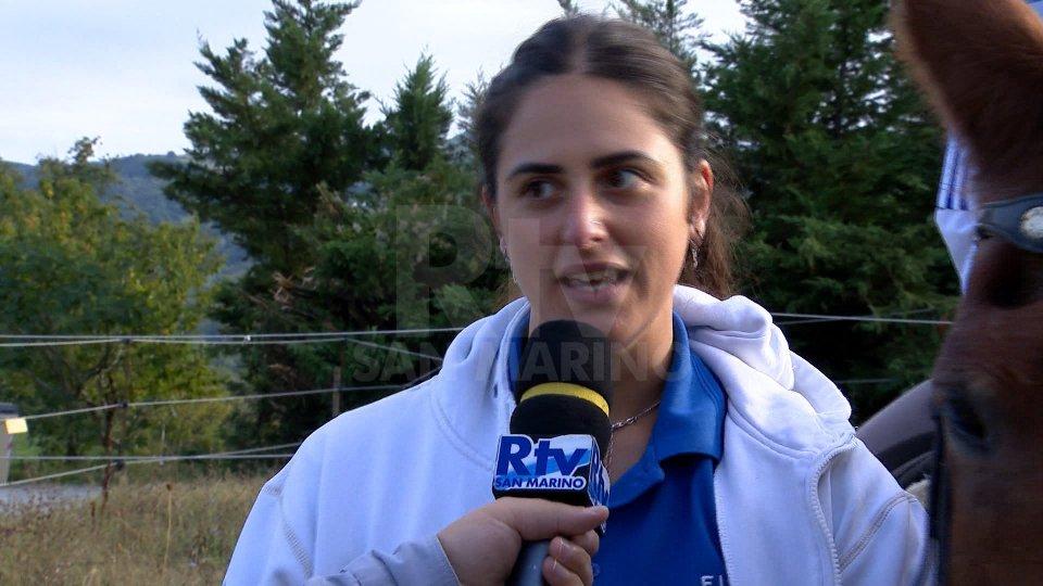 Accordo Sport Speciali-Ippica, le parole dell'istruttrice Serena Chiaruzzi