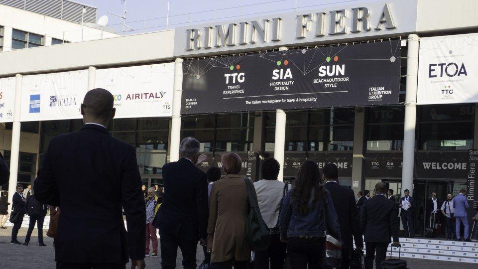 Ieg: con Ttg, Sia e Sun alla Fiera di Rimini una finestra sul futuro dell'Industria turistica
