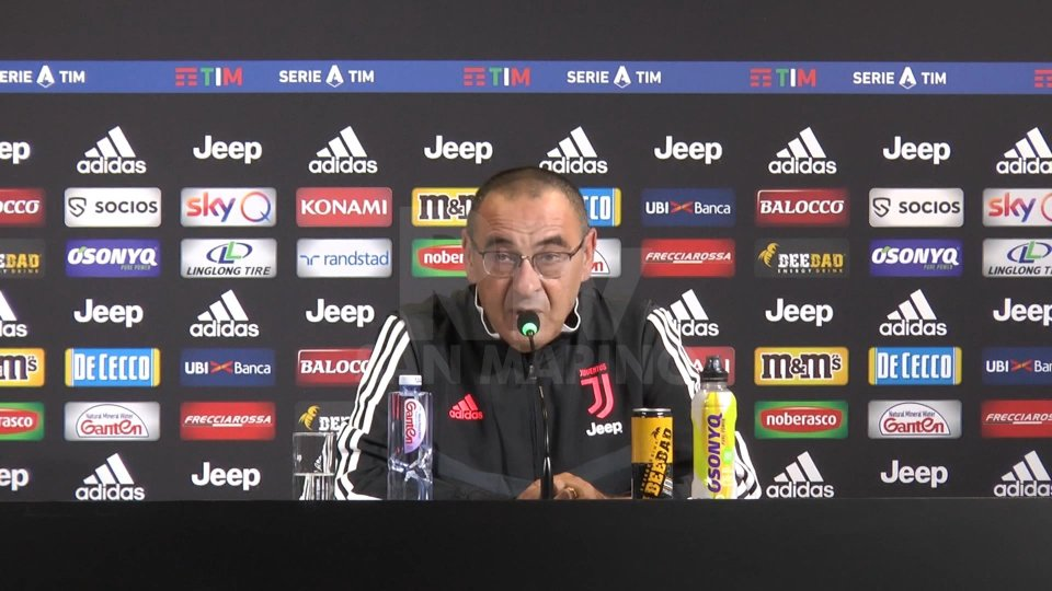 Intervista a Maurizio Sarri