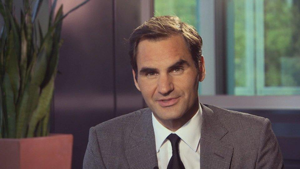 Sentiamo Federer