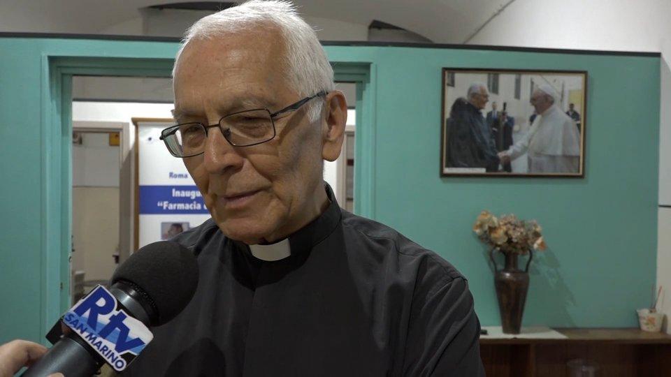 Vittorio TraniConosciamo il cappellano di Regina Coeli