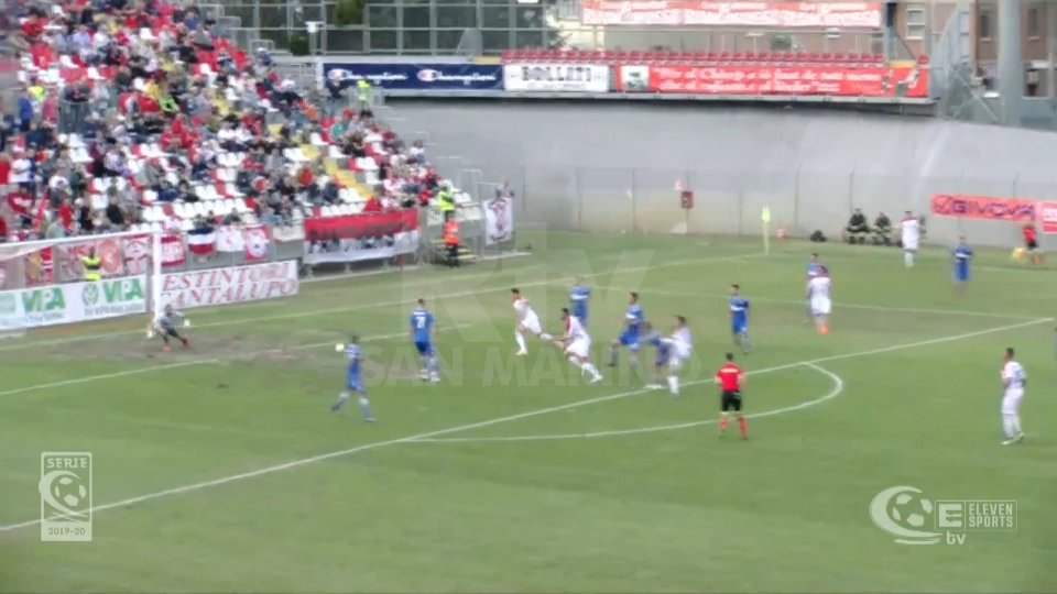 A Carpi non si passa, Rimini ko 2-1