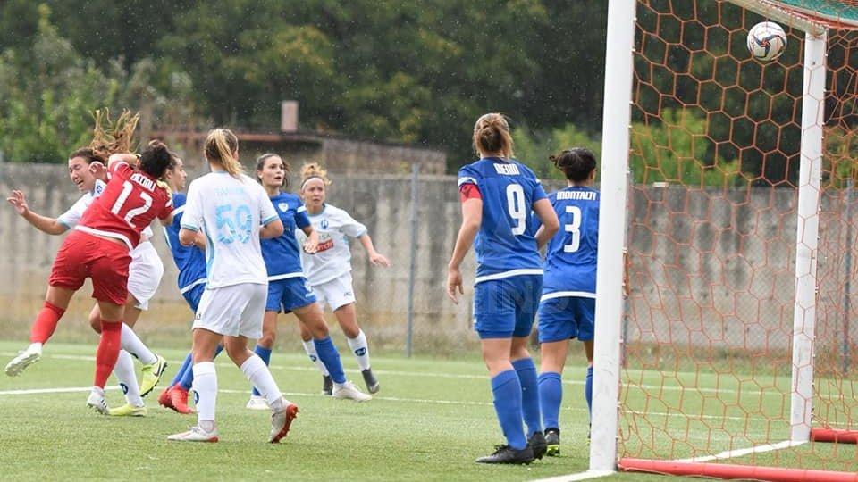 Foto: Napoli FemminileSentiamo Raffaella Barbieri, attaccante San Marino Academy