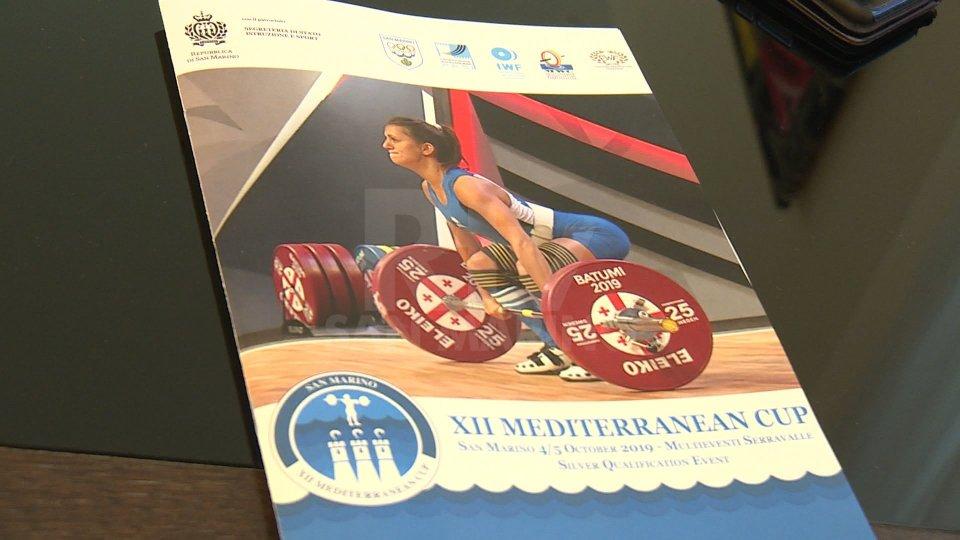 San Marino ospiterà la dodicesima edizione della Coppa del Mediterraneo di Pesistica