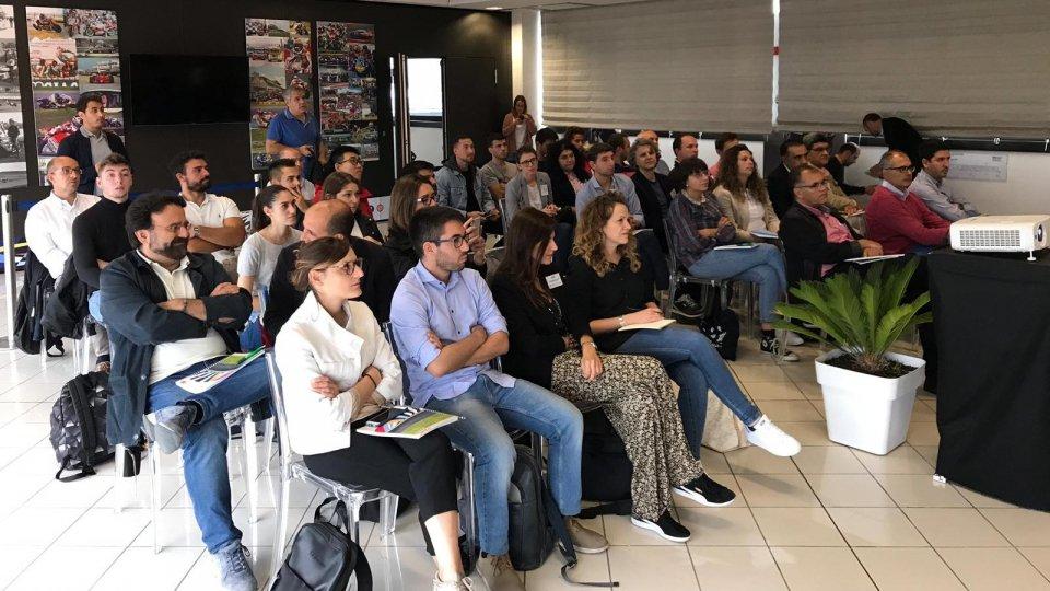 """""""Idee senza frontiere"""" alla Summer School internazionale su strade e ambiente tenuta all'Università di San Marino"""