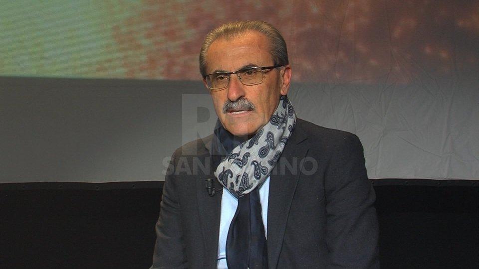 Walter Nicoletti, ospite a RTV