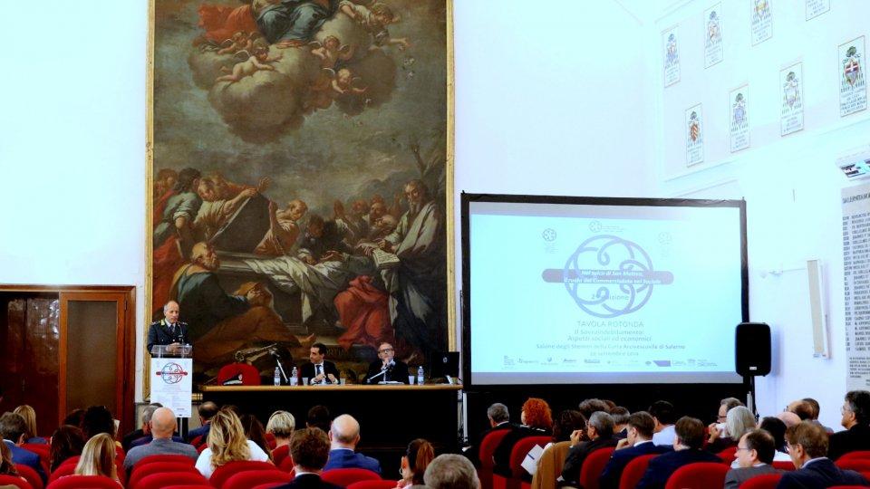 Il ruolo del commercialista nel sociale: l'Ordine sammarinese a Salerno per una tavola rotonda