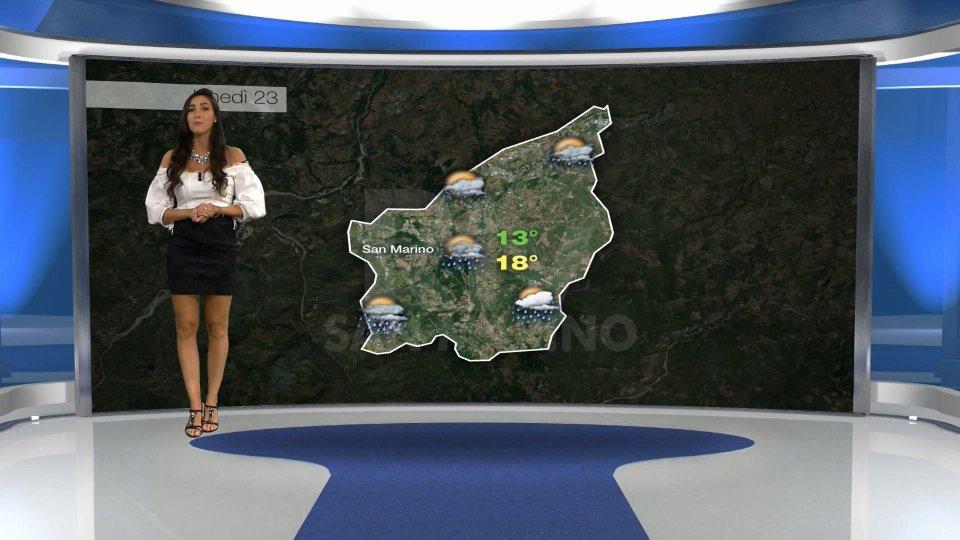 Le previsioni con Vanessa Minotti di 3BMeteole previsioni