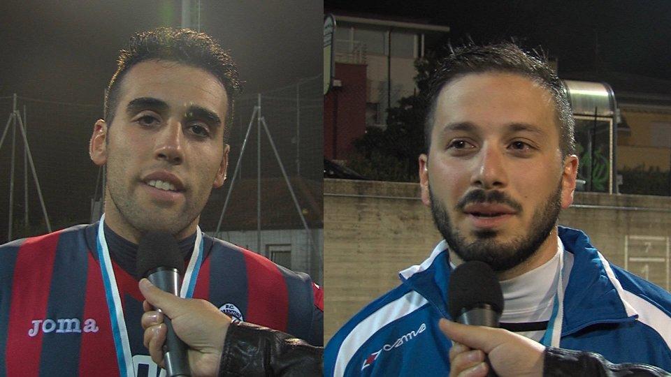 Danilo Busignani e Danilo Zonzini