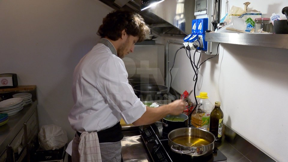 "Global Climate Strike: showcooking di Samuele Cesarini con ricette ""antispreco"""