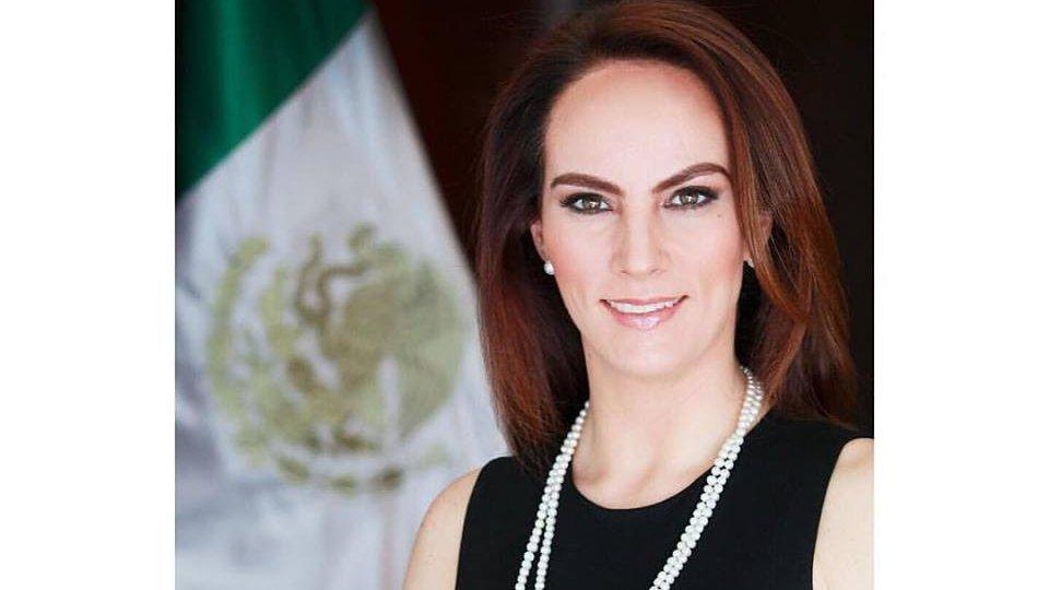 Gabriela Cuevas Barron, Presidente dell'Unione Interparlamentare, Oratore Ufficiale per la Cerimonia del 1°ottobre