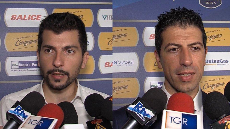 i due coachSentiamo i due Coach