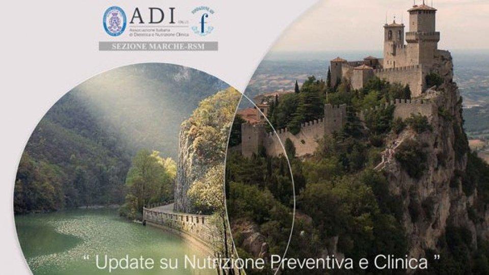 Al via il convegno regionale su nutrizione preventiva e clinica