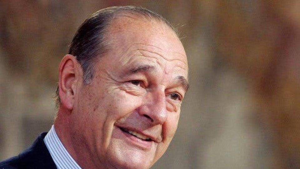 E' morto l'ex presidente Chirac, aveva 86 anni