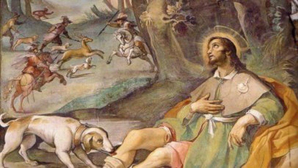 Storia e memoria per la festa di San Rocco della chiesa del Crocefisso