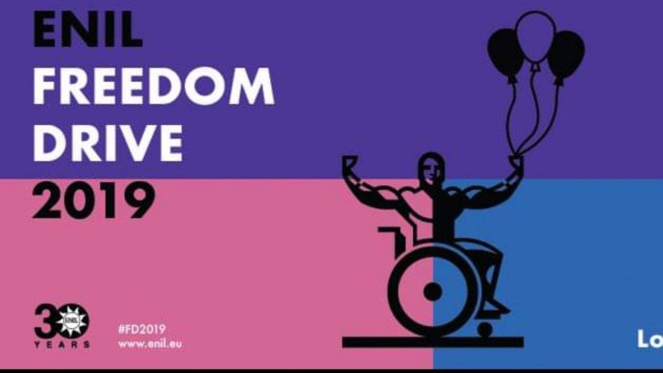 """""""Freedom Drive"""" - la Marcia Europea per la Libertà"""
