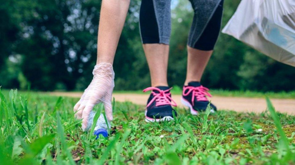Jogging+Plocka= Plogging