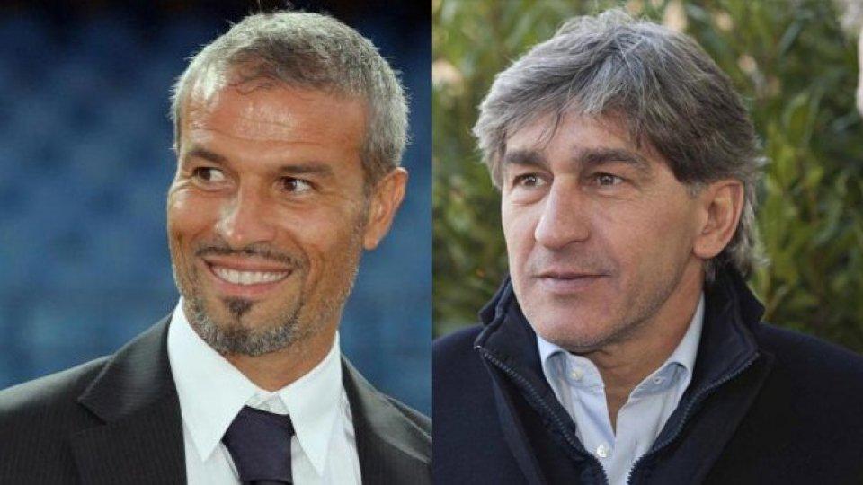 Gianluca Atzori e Giuseppe Galderisi