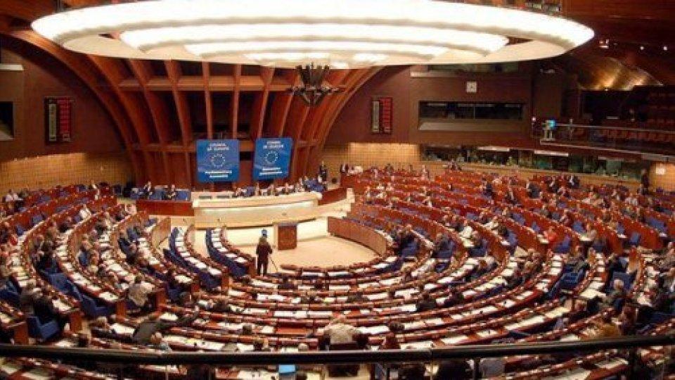 Strasburgo: la prossima settimana la delegazione sammarinese all'Assemblea Parlamentare del Consiglio d'Europa