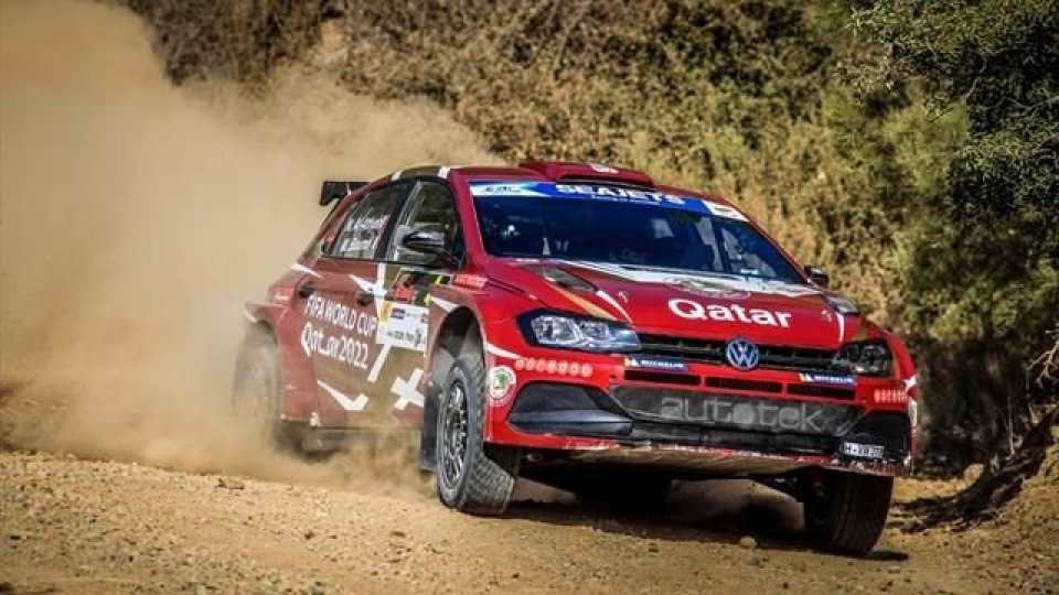 Rally: Nasser Al-Attiyah domina la Qualifying Stage