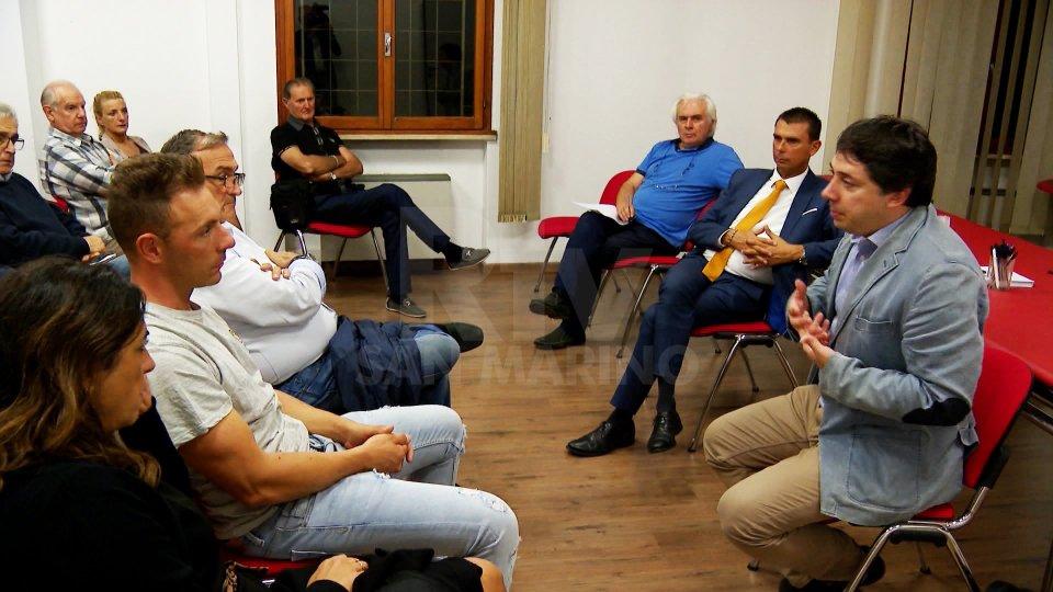 La riunione di PS/PSDPS-PSD: riunione organizzativa delle direzioni in vista dell'avvio della campagna elettorale
