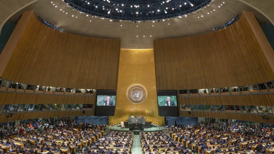 È il giorno del Segretario Renzi all'Onu