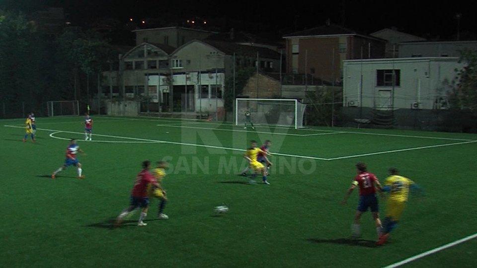 Primo successo per il Faetano: Juvenes ko 2-0