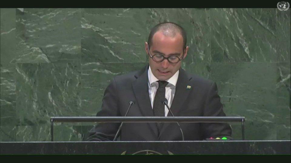 San Marino all'Onu punta sulla sostenibilità ambientale, i diritti umani e la parità di genere