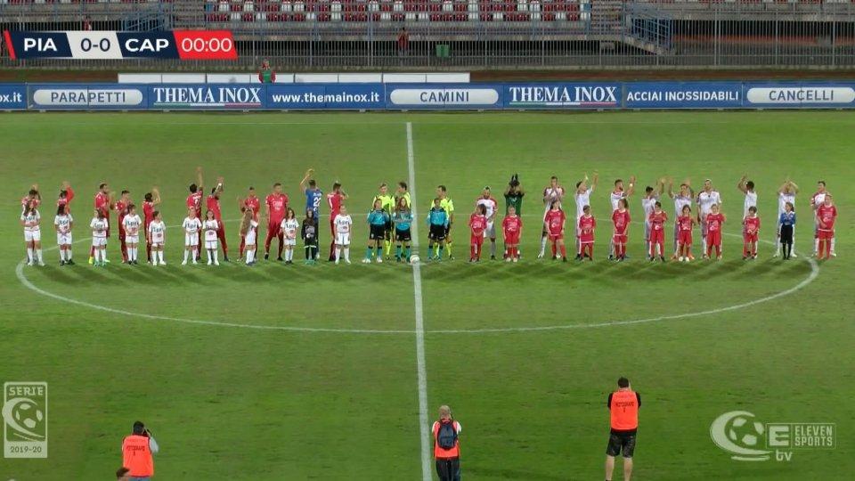 Piacenza-Carpi 2-1