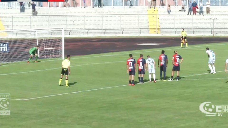 Gubbio - Feralpisalò 0-0Gubbio - Feralpisalò 0-0